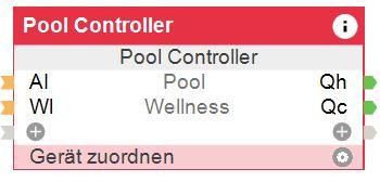 Controleur de piscine